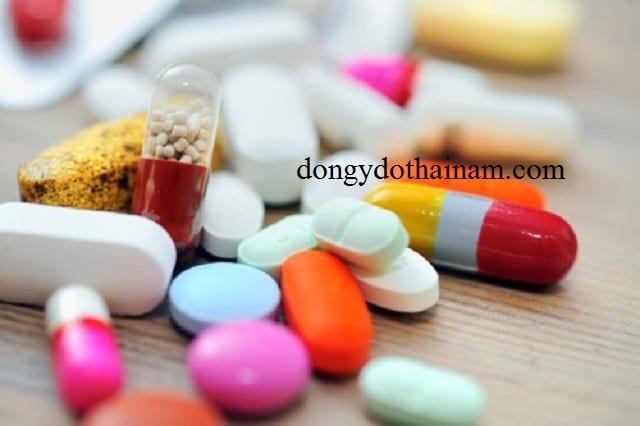 sử dụng thuốc điều trị viêm xoang bằng tây y